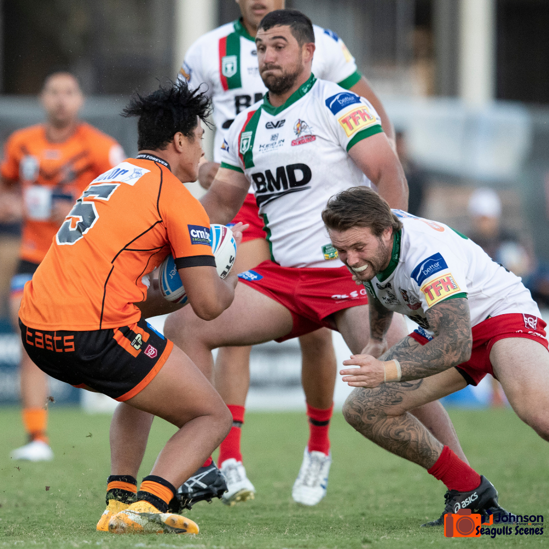 Seagulls Scenes: Round 5 at the Tigers