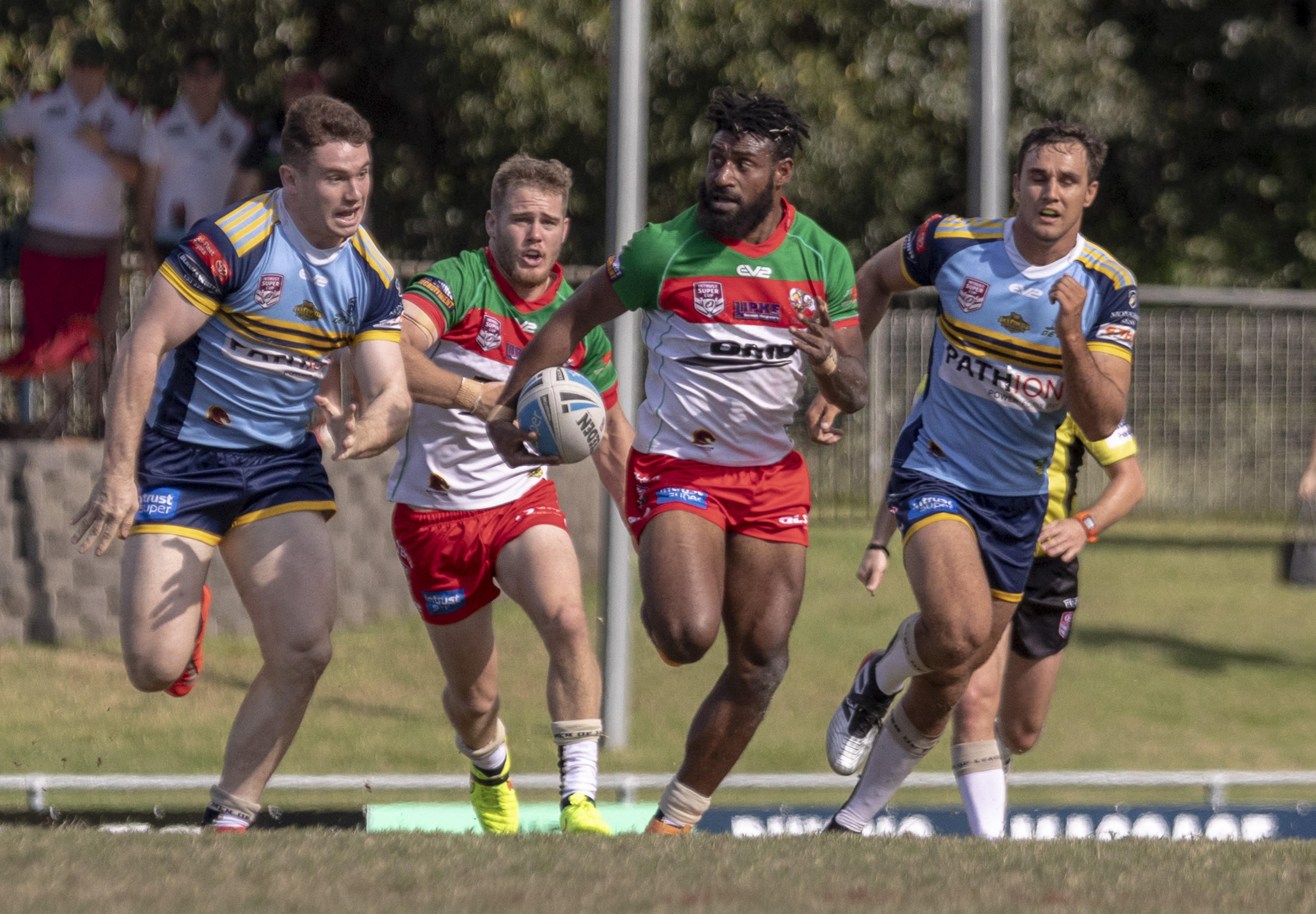 Seagulls show their scoring skills in big win over PNG