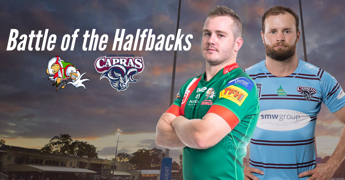 Battle of the Halfbacks in Round 6