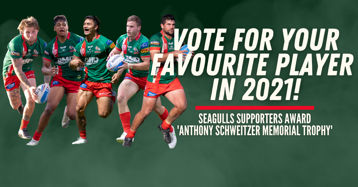 Vote for your favourite player in 2021!