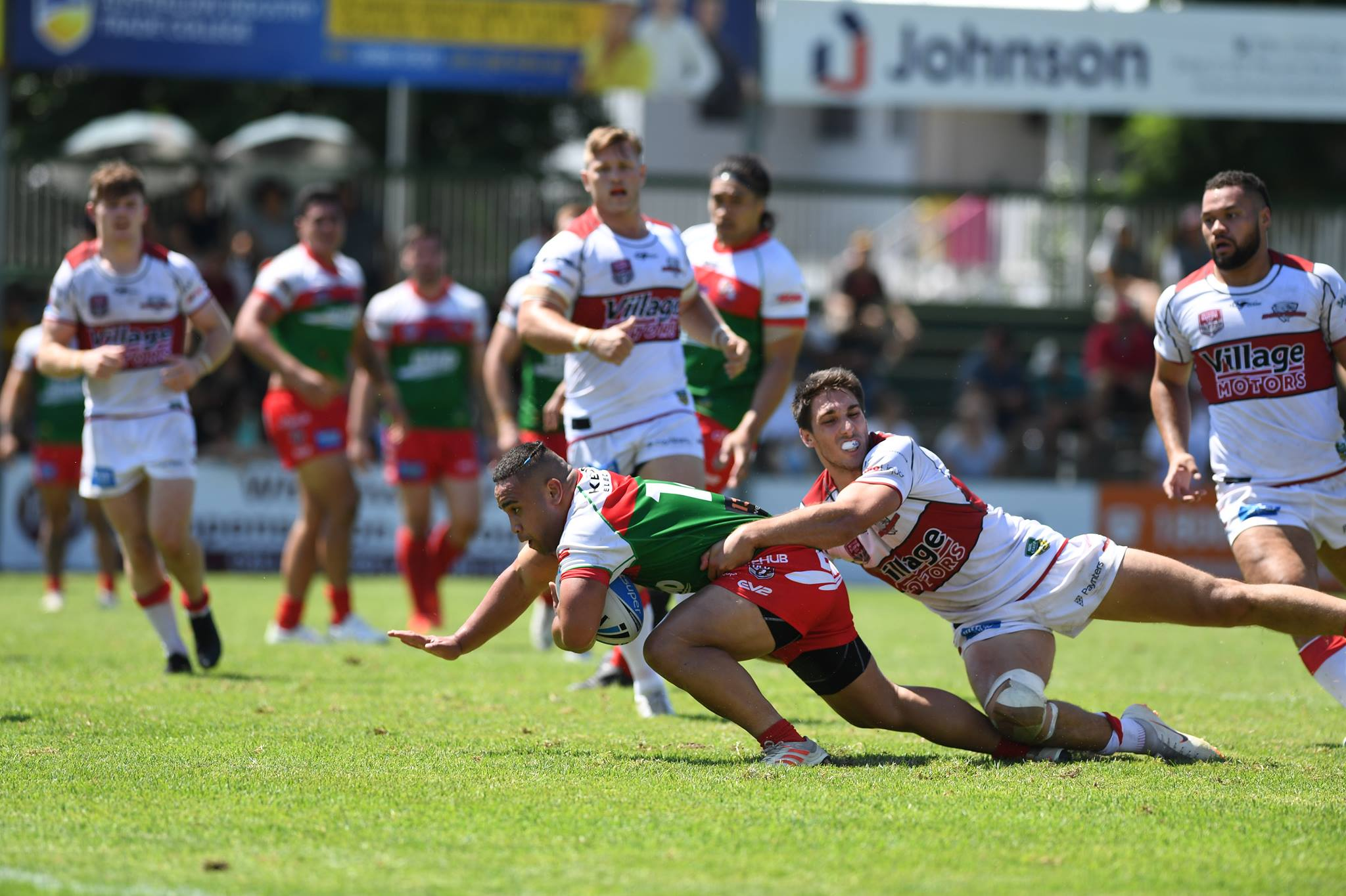 Rivals Seagulls and Dolphins to dig deep to stay in the race