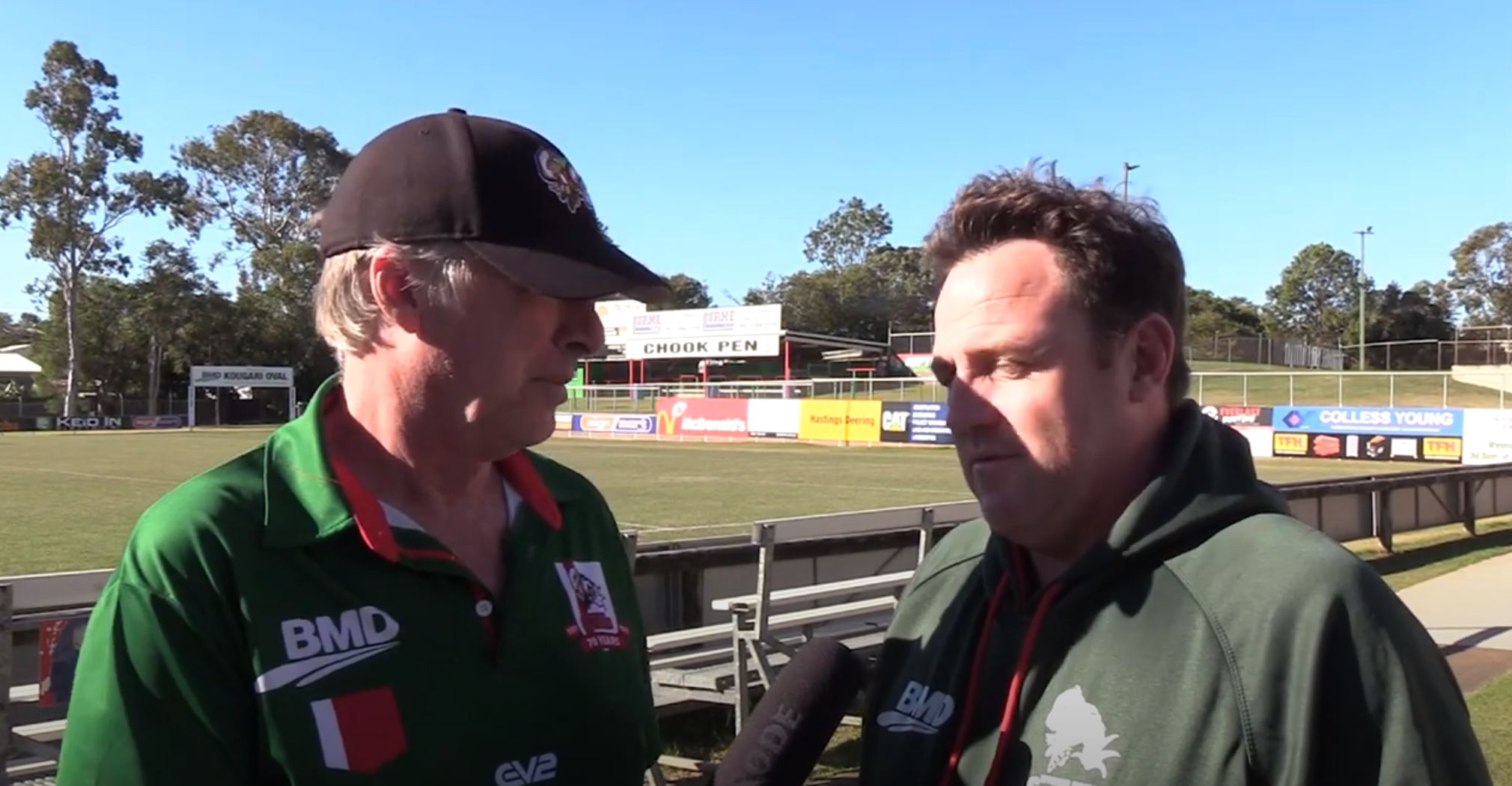 Coach Chat: Taking on the Tigers at home