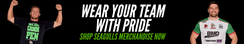 Shop Seagulls Merchandise