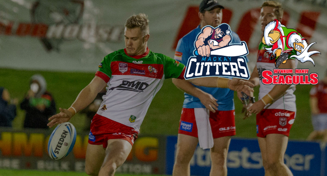 GAME PREVIEW: Seagulls v Cutters