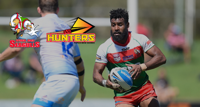 GAME PREVIEW: Round 10 v PNG Hunters