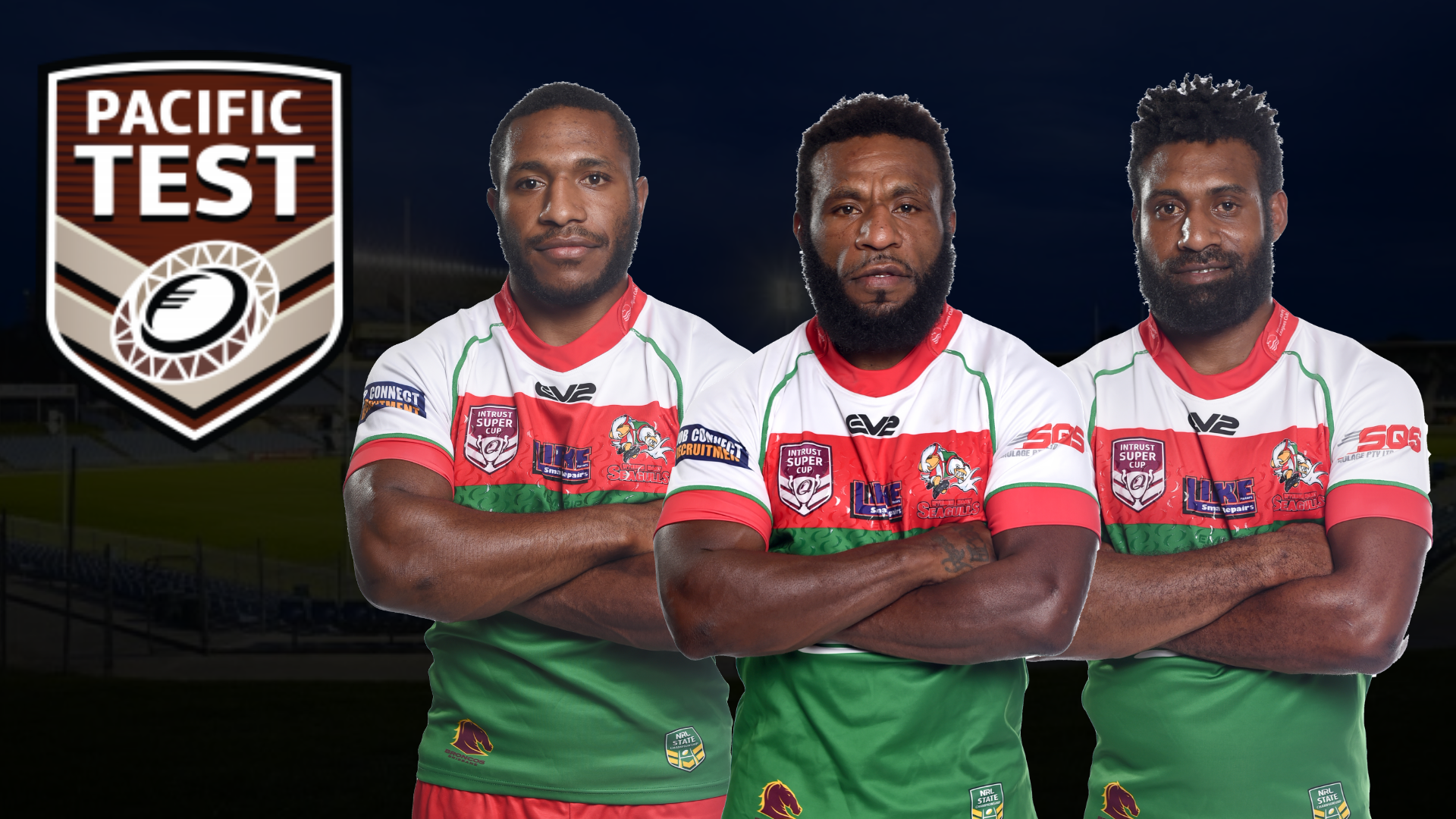 Seagulls trio included in Kumuls test squad
