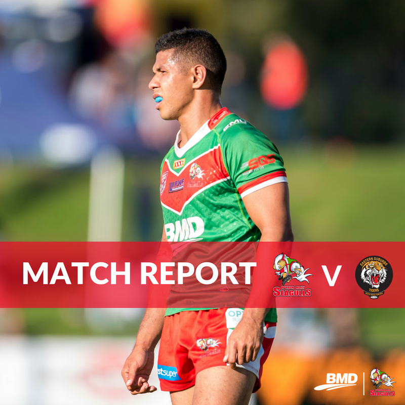 Match Report | Wynnum win derby against Easts