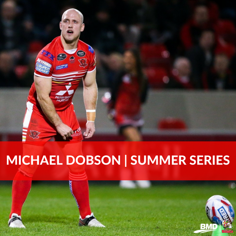 Seagulls Summer Series | Michael Dobson