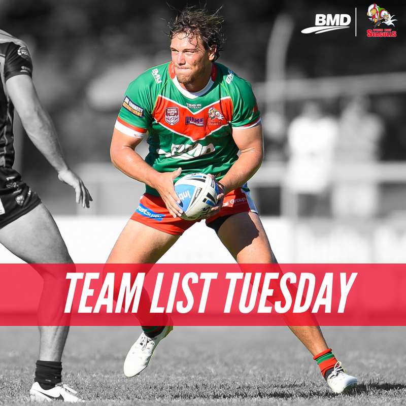 Team List Tuesday – Round 6