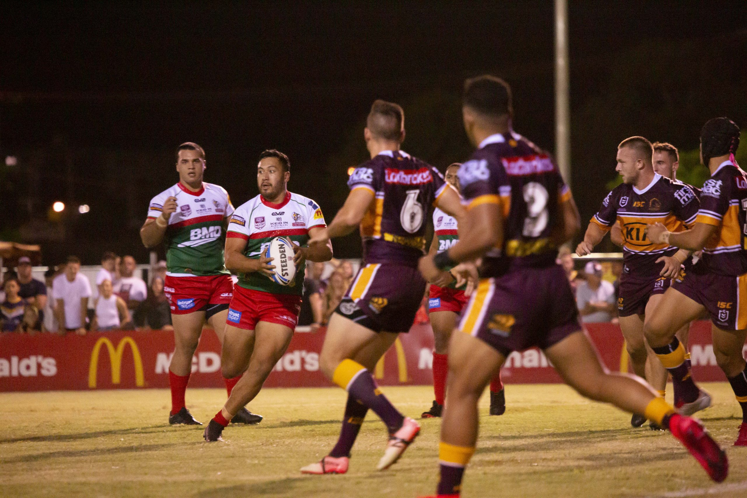 Seagulls to host Broncos in NRL Trial