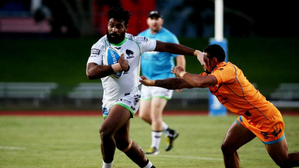 Burns double secures gritty win in Cairns