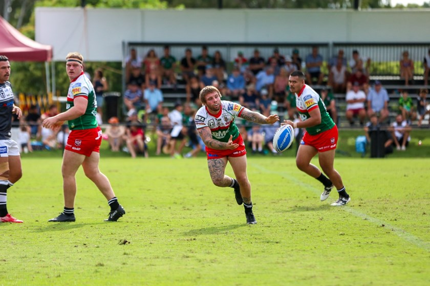 Seagulls hold off a second-half comeback in Round 2